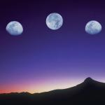 Calendario Fasi Lunari 2015