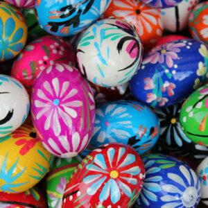Da dove nasce l'usanza delle uova di Pasqua?
