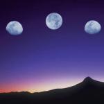 Calendario Fasi Lunari 2016