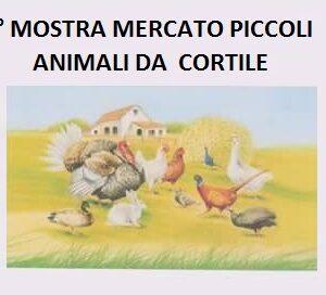 2° Mostra Mercato piccoli Animali da Cortile