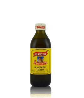 Olio di sansa di oliva Genesio Mancini – La Torretta – 12 pezzi da 0,5 Litri per confezione