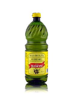 Olio di oliva – Gusto Arricchito – 12 pezzi da 1 Litro per confezione