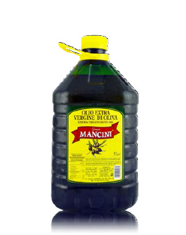 Olio extravergine di oliva – Classico – 2 pezzi da 5 Litri per confezione