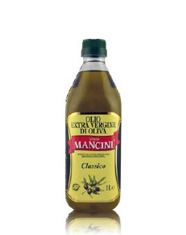 Olio extravergine di oliva – Classico – 12 pezzi da 1 Litro per confezione