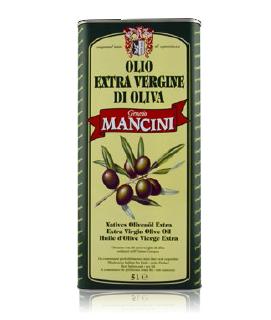 Olio extravergine di oliva – Classico – 4 pezzi da 5 Litri per confezione