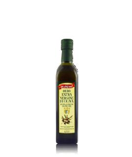Olio extravergine di oliva Genesio Mancini – 12 pezzi da 0,50 Litri per confezione (in vetro)