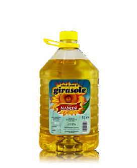 Olio di semi di girasole Genesio Mancini – 2 pezzi da 5 Litri per confezione