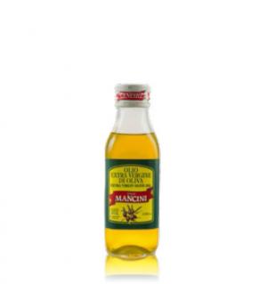 Olio extravergine di oliva Genesio Mancini – 12 pezzi da 0,25 Litri per confezione (in vetro)