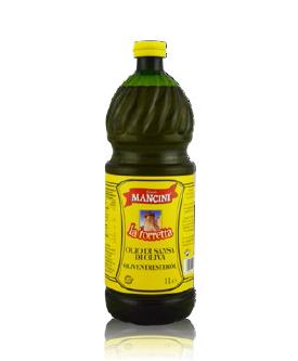 Olio di sansa di oliva Genesio Mancini – La Torretta – 12 pezzi da 1 Litro per confezione