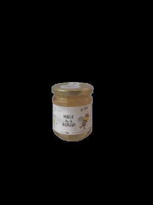 Miele BIO di acacia in vaso da 250 g
