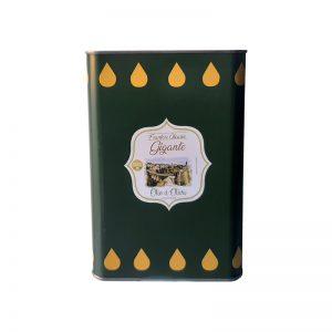 Olio extravergine d'oliva 3 Litri (Lattina)