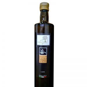 Olio extravergine d'oliva fruttato medio (bottiglia vetro da 0,75 l)