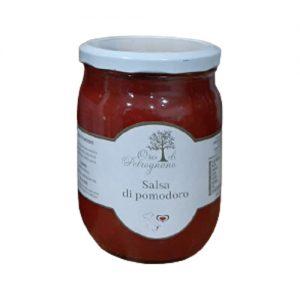 Salsa di pomodoro (barattolo in vetro da 500 g)
