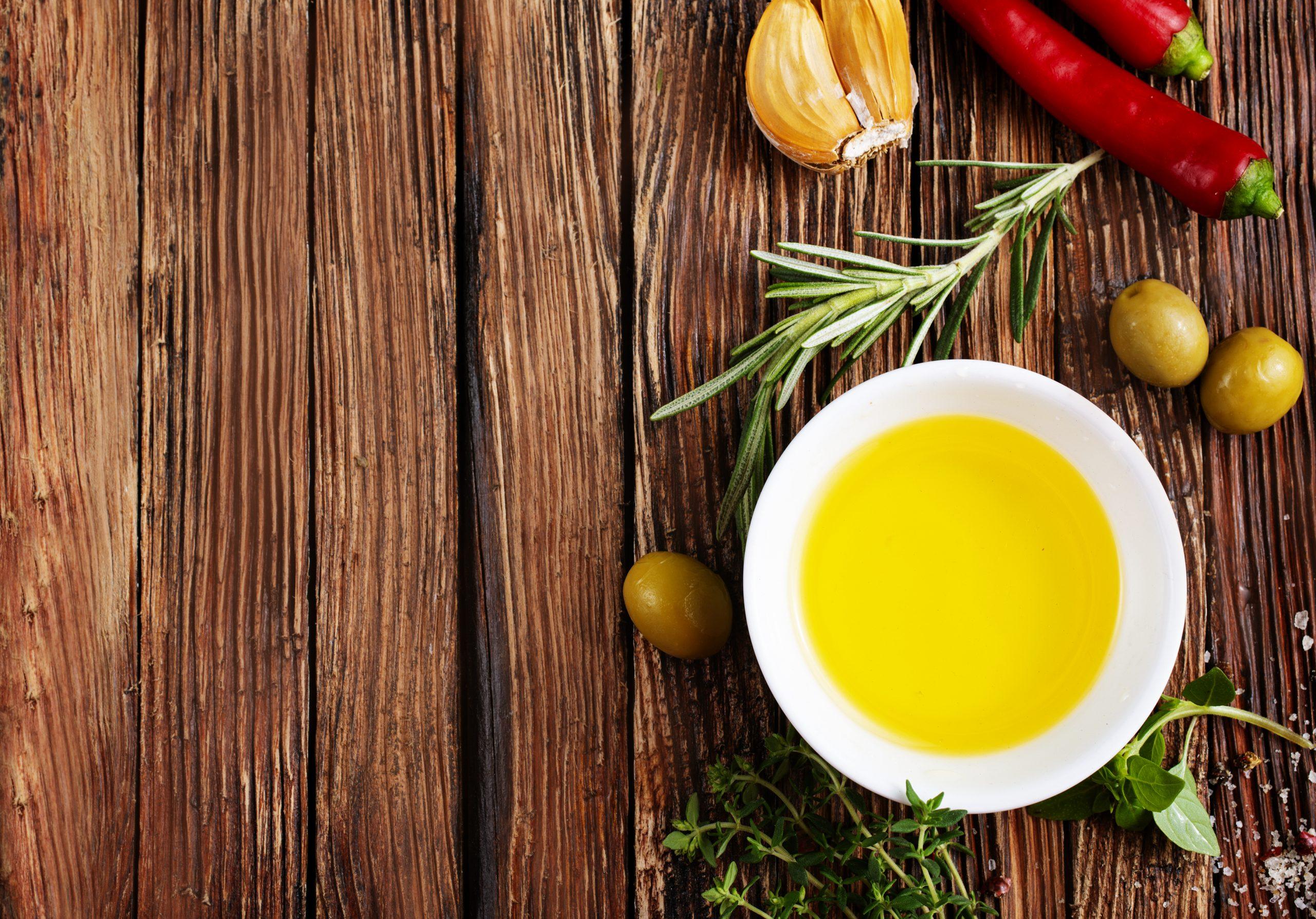Le proprietà benefiche dell'olio extravergine di oliva